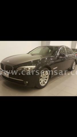 2011 BMW 7-Series 730i