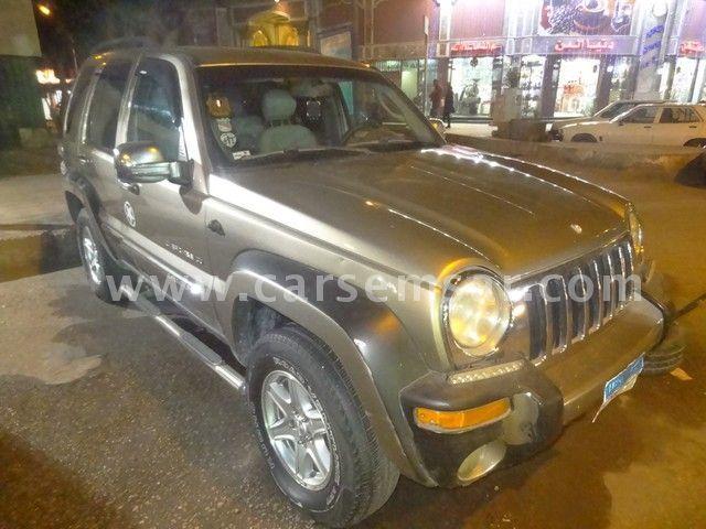 2005 Jeep Liberty 3.7L