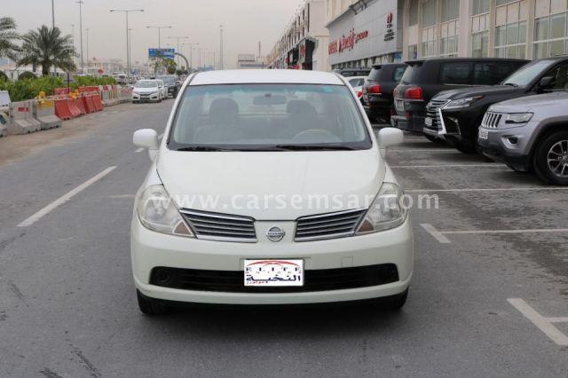 2008 Nissan Tiida 1.8