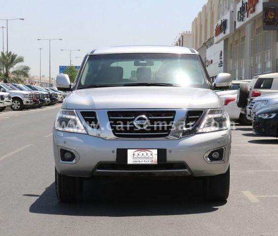 2015 Nissan Patrol SE