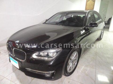 2017 BMW 7-Series 740 Li