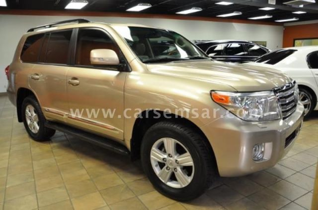 2013 Toyota Land Cruiser 4x4