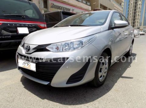 2019 Toyota Yaris 1.5 E