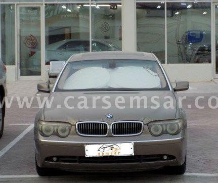 2005 BMW 7-Series 735Li