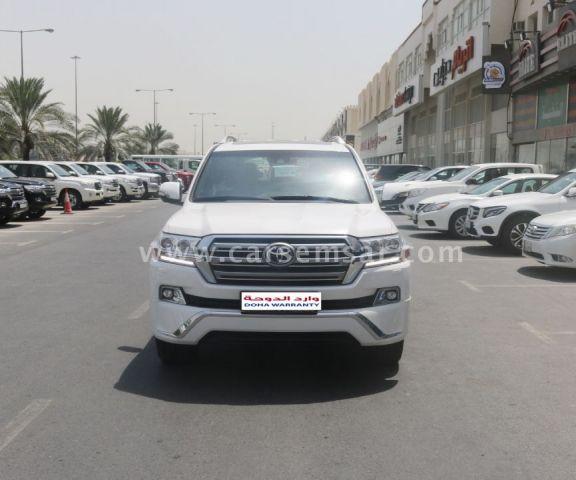 2018 Toyota Land Cruiser VXS