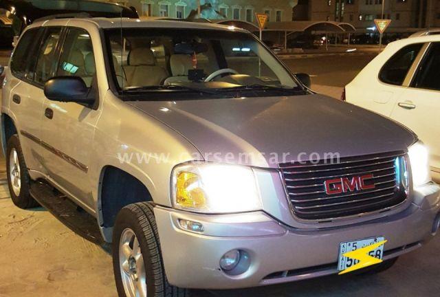 2008 GMC Envoy SLE-1