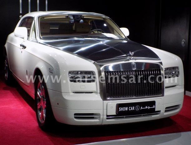 2015 Rolls-Royce Phantom V12