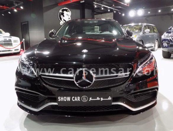 2016 Mercedes-Benz C-Class C 63S