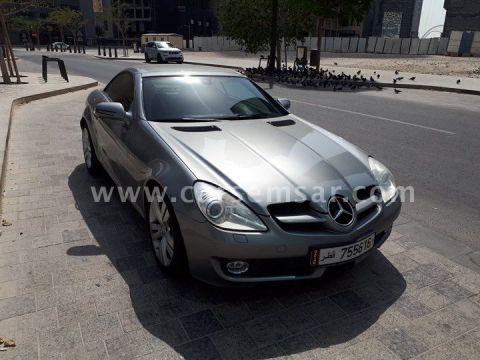 2009 Mercedes-Benz SLK-Class SLK 200
