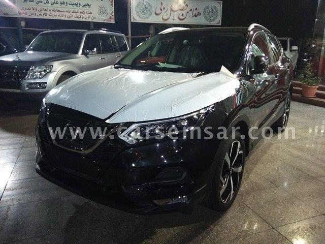 2018 Nissan Qashqai 1.6