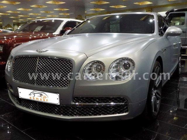 2016 Bentley Flares