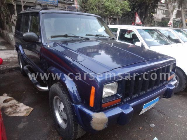 1998 Jeep Cherokee Sport 4.0