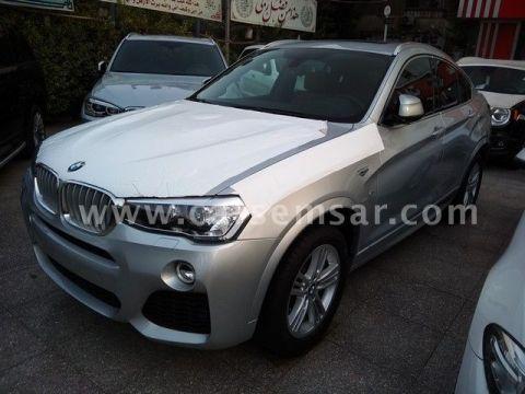 2018 BMW X4 2.8i