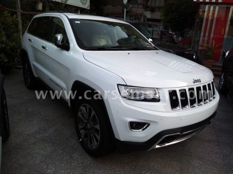 2018 Jeep Grand Cherokee 3.6 Limited 4x4