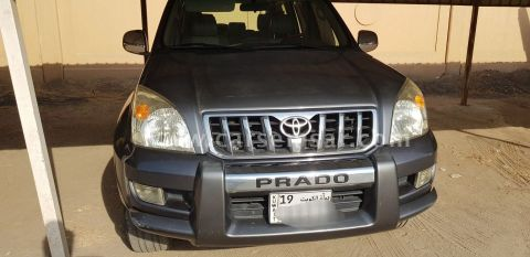 2009 Toyota Prado VX