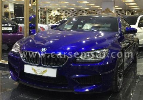 2015 BMW M6