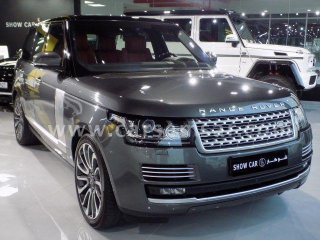 2016 Land Rover Range Rover Vogue Supercharged SE