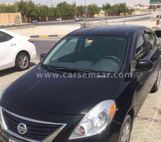 2012 Nissan Sunny 1.6