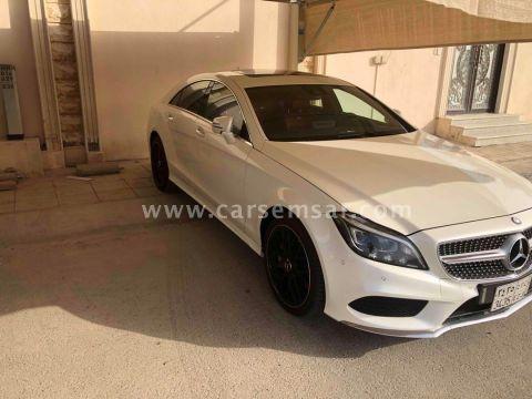 2015 Mercedes-Benz CLS-Class CLS 500