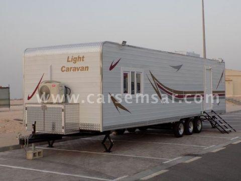 2018 كرافان Caravan Light