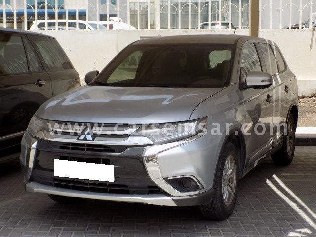 2016 mitsubishi outlander glx for sale in qatar new and used cars for sale in qatar. Black Bedroom Furniture Sets. Home Design Ideas