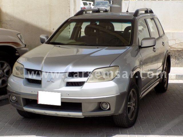 2006 Mitsubishi Outlander GLS