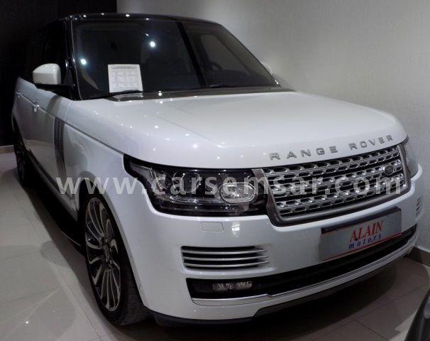 2014 Land Rover Range Rover Vogue Supercharged SE