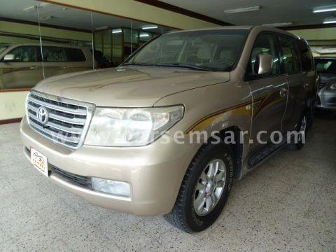2010 Toyota Land Cruiser GXR Limited