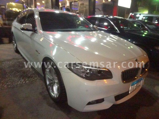2014 BMW 5-Series 520i
