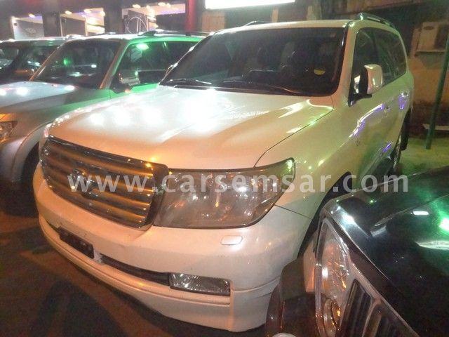 2010 Toyota Land Cruiser GX V8