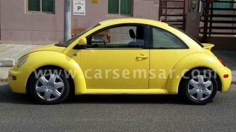 2000 Volkswagen New Beetle 2.0
