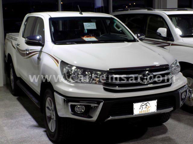 2019 Toyota Hilux 2.7 VVTi 4x4 SRX