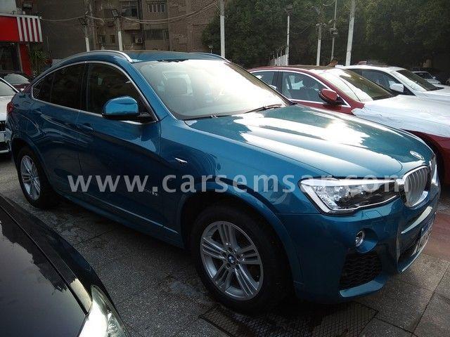 2017 BMW X4 2.8i