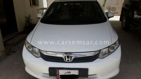 2012 Honda Civic 1.8 i-VTEC EXi