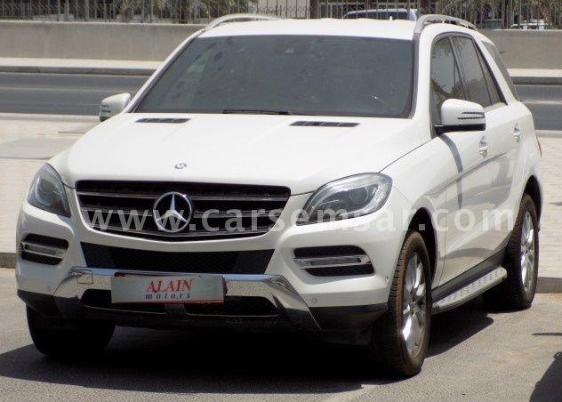 2013 Mercedes-Benz ML-Class ML 350