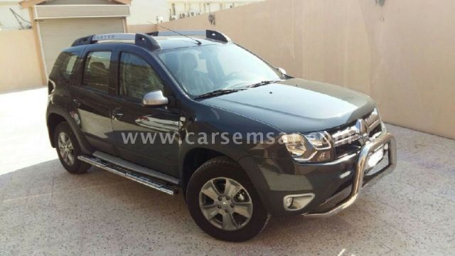 2016 Renault Duster 1.6