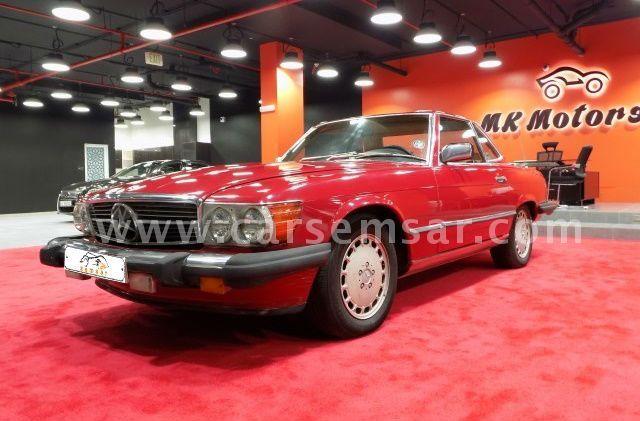 1989 Mercedes-Benz SEL 560