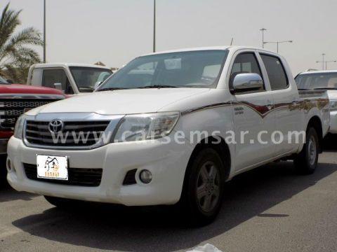 2015 Toyota Hilux 2.7