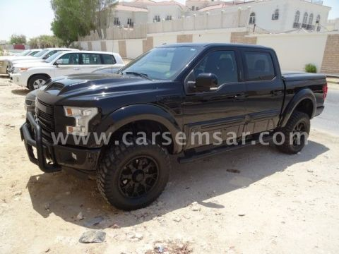 2017 Ford F-150 Supercharged