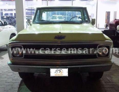 1971 Chevrolet Silverado