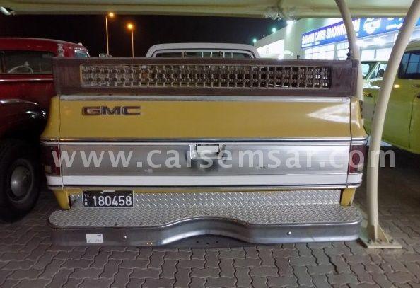 1974 GMC Sierra 1500 Regular Cab for sale in Qatar - New and