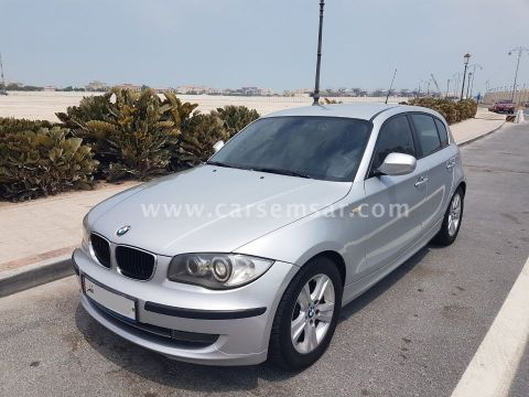 2011 BMW 1-Series 118i