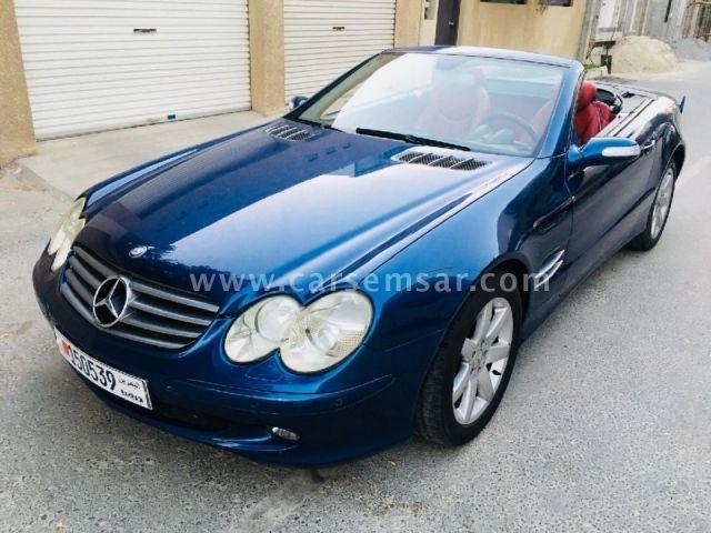 2005 Mercedes-Benz SL-Class SL 350