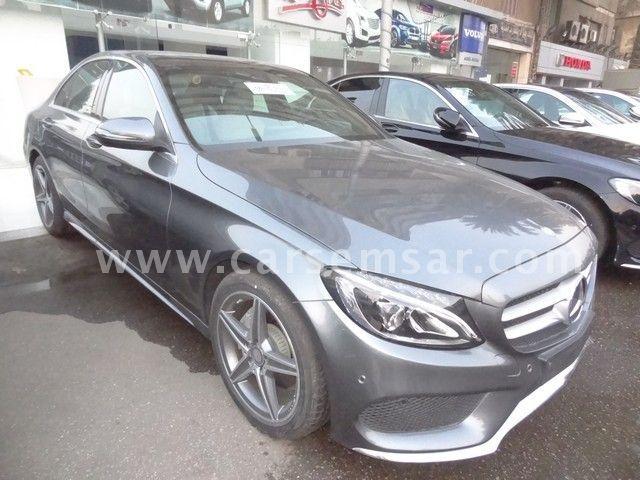 2018 Mercedes-Benz C-Class C 180