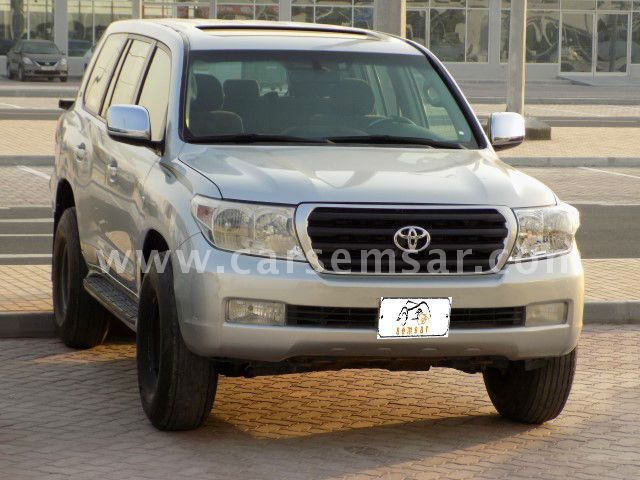 2011 Toyota Land Cruiser G Limited