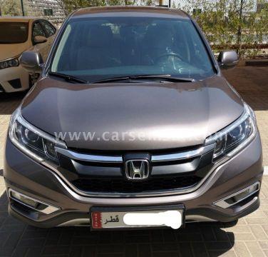 2016 Honda CR-V 2.4