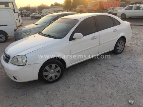 2006 Chevrolet Optra 1.6