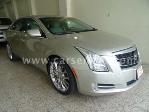 2014 Cadillac XTS XTS4