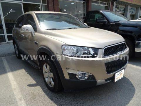 2012 Chevrolet Captiva LTZ