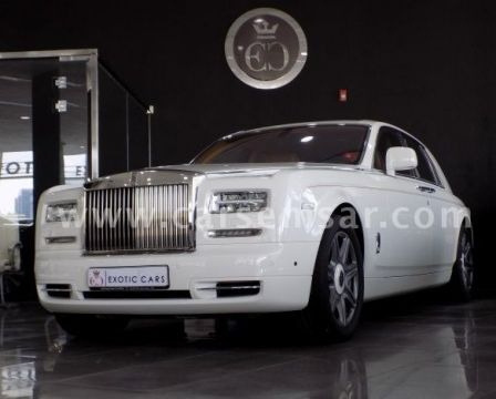 2016 Rolls-Royce Phantom V12